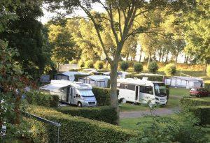 Camper Camping de Meidoorn