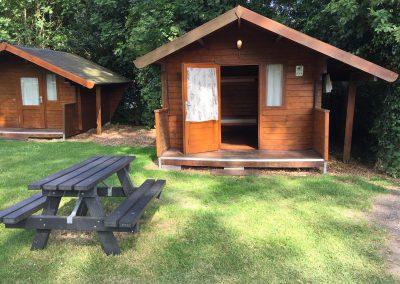 Camping de Meidoorn Sluis Trekkershutten
